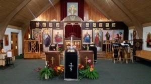 All Saints Orthodox Church Fargo, North Dakota