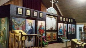 Iconostasis reconsturation